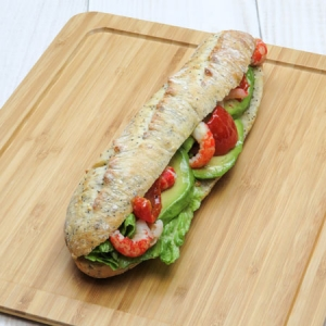 sandwich-avocat-écrevisses