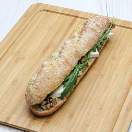 sandwich-chèvre-miel