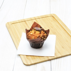 muffin-nutella