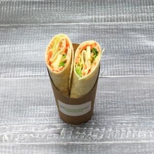 wrap-vegetarienne